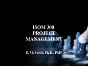 The Project - Integration Management