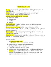 Dimensions of nursing exam 2 study guides.docx