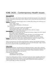 KINE 3420 Notes.docx