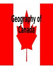 geography of Canada.pptx
