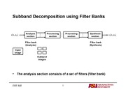 eee508_SubbandDecomposition