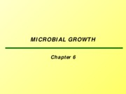 Microbial GrowthF08