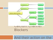 BYS 314_Presentation 2_Calcium Channel Blockers
