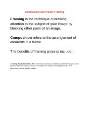 Lesson 2-  Composition _ Framing.docx