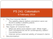 PS241_06_Colonialism