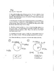 PHYS 213 - PS6 Questions(1)