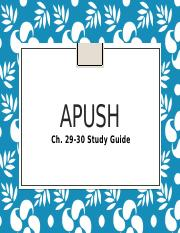 ch 29.30 study guide.pptx