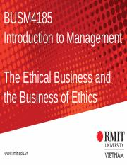 5. The Ethical Business and the Business of Ethics.pptx