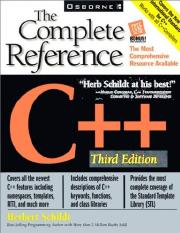 C++ --complete reference 3rd Edition.pdf