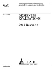 GAO-12-208G_Designing Evaluations