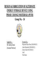 DESIGN AND FABRICATION OF ALTERNATE ENERGY STORAGE DEVICE.pptxNEW (1)