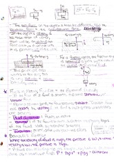 General Physics Lab Force Notes