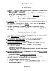 Ch. 5 (Lecture Notes)