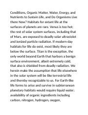 The Planetary Combinations notes (Page 2308-2310)