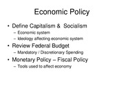 Maertens Economic Policy Lecture 9 - 25