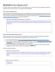 Copy of RESEARCH: Do I Need a Car? (#11).docx