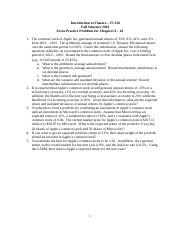 Extra Practice Problems - Chapters 9-10.docx