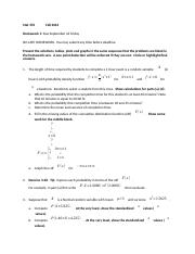 STAT 370 : Introductory Statistics for Engineers - WSU - Course