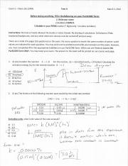 01 Exam 2 Solutions