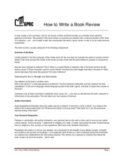 Writing%20a%20Book%20Review