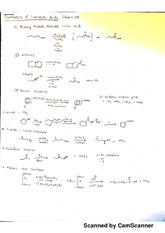 Organic Chem Synthesis Of Carboxylic Acids
