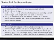 Path Problems notes