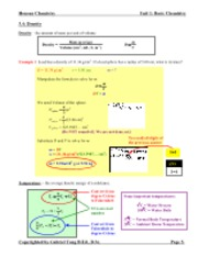 Unit 1 Basic Chemistry Notes (answers)05