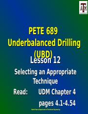 Under Balance Drilling.pps