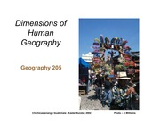 Dimensions of Human Geography_1