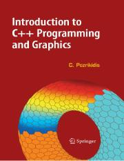 Introduction to C++ Programming and Graphics.pdf