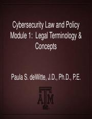 An Overview of Legal Terminology & Concepts.pdf