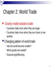 Chapter 2 World Trade.pptx