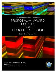 NSF Grant Proposal Guide 2014-2016.pdf