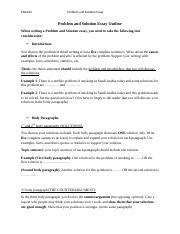 Problem and Solution Essay Outline.docx