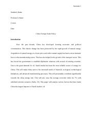 Foreign Trade policy research Paper (1).docx