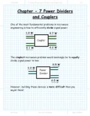 section_7_1_Basic_Properties_of_Dividers_and_Couplers_package