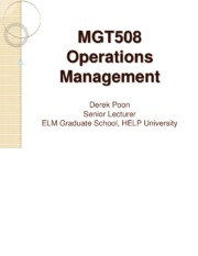 1a-MGT508-Operations Management Part 0