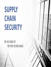 SUPPLY CHAIN SECURITY.pptx