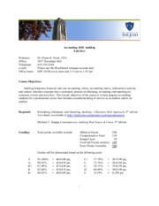 Accounting 4420 Fall 2011(1)
