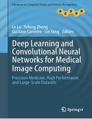 Deep Learning and Neural Networks for Medical Imaging.pdf