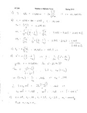 AE202 Spring 2010 Midterm Solutions