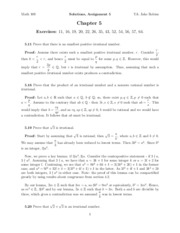 Solutions to Homework Five.pdf