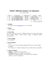 MAS201 Differential Equations and Applications.pdf