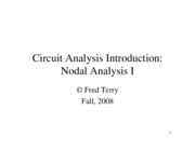 03-Circuit Analysis Nodal 1