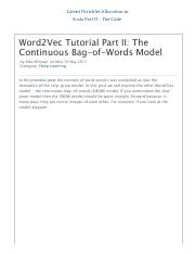 Alex_Minnaar_Word2Vec_Tutorial_Part_II_The_Continuous_Bag-of-Words_Model