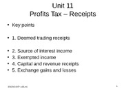 file 11a ppt chapter 11- Profits tax (receipts)