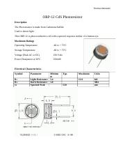 Wheatstone Bridge CdS Design Report.docx