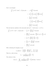 Differential Equations Lecture Work Solutions 90