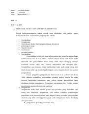 Audit Manajemen Bab 5 Mata Kuliah Kelas Audit Manajemen C2 Akuntansi Bab 5 Memperoleh Bukti Pemeriksaan Terperinci Kelompok 1 1 Saraswaty Course Hero