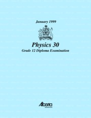 Physics 30 Diploma Exam